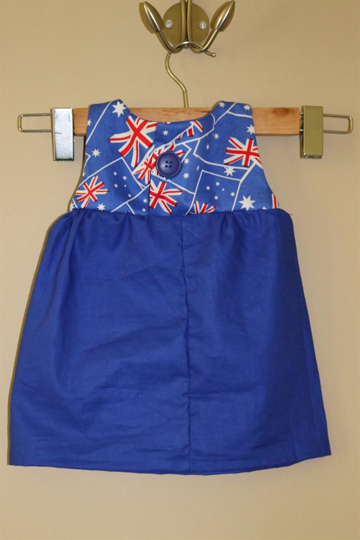 Aussie Flag Baby Clothes