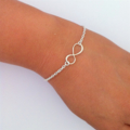 Best Friend Infinity Bracelet - Eternity Bracelet - Birthday Gift