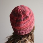 Fire - Warm Wool Alpaca WInter Beanie Hat