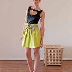 I Heart Top & Trieste Highwaisted Skirt