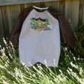 Farm: art smock for 5 - 8 year old. M18a.