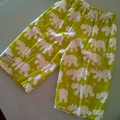 hippie hippo boys shorts sz 2 and 3