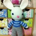 Crochet Boy Bunny