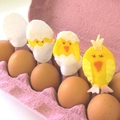 Chicken and Egg Finger Puppet Set
