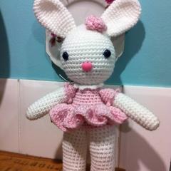 Crochet Girl Bunny