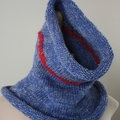 Frost - Hand knitted Neck Warmer