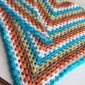 Crochet Baby Blanket Made to Order