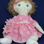 Mandy Cloth Doll