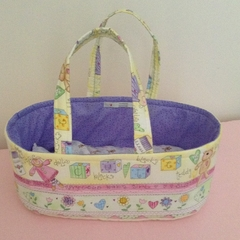 Large Size Doll / Teddy Carry Basket