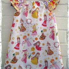 Ruffle, Flutter Sleeve Dress Size 2