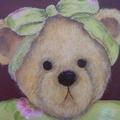 Painting - Sarah Bear