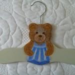 Teddy hanger