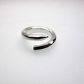 Sterling Silver Pencil ring