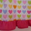 "Size 2 - ""Multi Coloured Hearts"" Dress"