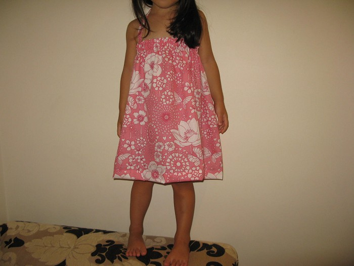 Simple Dress Patterns For Beginners: Картинка such an easy pattern ...