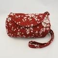 Japanese Floral Handbag or Clutch