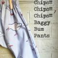 Seagull Baggy Pants