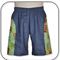 SIZE 1 Boys Chapster Long Shorts - Aliens