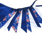 Australia Day Patriotic Flag Bunting. Party, BBQ, Shop, Banner or Boys  Pennant