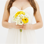 Sunshine Brides bouquet