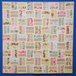 PRETTY LITTLE QUILT handmade quilt