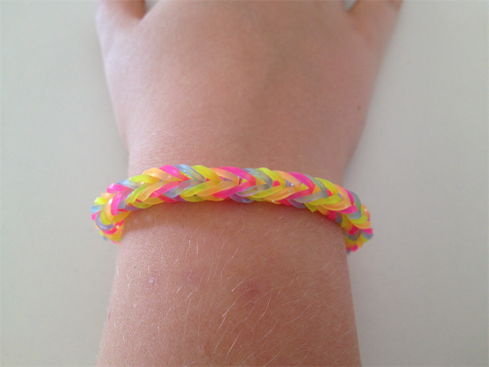 Glow Dark Bracelets Glow in The Dark Loom Bracelet