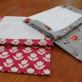 ORGANIC BAMBOO AND COTTON BURP CLOTHS