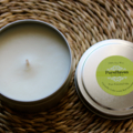 Camping. Outdoor Citronella Soy Candle, Travel Tin.  115g