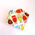 Buy 3 and get the 4th FREE Dribble Bandanna Bib Urban Owls