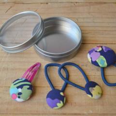 Round Gift Tin Set - Mix #2
