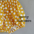 Spotty Bloomers.