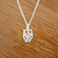 Cute Owl Pendant Necklace, Mother's Day Gift