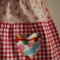 Sample & Seconds Sale -  Girls Skirt 4-6 years
