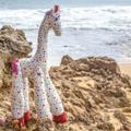 """""""Mr Spot"""" the giraffe"""