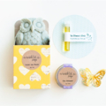 Owl Soap Gift Set - Owl Soap, Lip Balm, Nourishing Serum.
