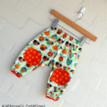Boys Bright Puppy Dog Roomy Pants