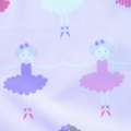Handmade Ballerina Print Toy/Gift/StorageDrawstring Bag