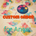 Custom listing for Ange