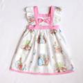 Boo! Pinny size 000,00,0,1 2,3,4,5 / Peter Rabbit