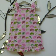 Size 1 - Elephants Parade