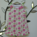 """Size 2 - """"Pink Daisies"""""""