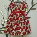 Size 5 - Lush Strawberries