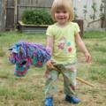 Daphne the Hobby Horse