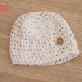 Newborn Beanie - Photo Prop - Unisex