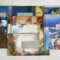 Handmade Fairy Envelopes