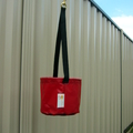 Red Peg Bag