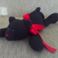 Cuddle Bear - Black