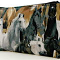 Horse Pencil Case/Zippered Pouch