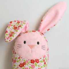 Free Postage Easter Egg Bunny Toy