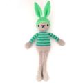 Brad the Bunny - Crochet Beanie Softie - Amigurumi
